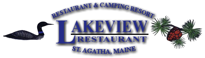 Lakeview Restaurant & Campground, St. Agatha, Maine